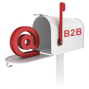 b2b email 5 Mẹo cho Email Marketing B2B