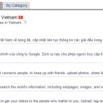 """Google bị """"đè bẹp"""" ở Việt Nam"""