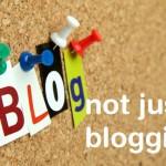 Blog không chỉ để blogging